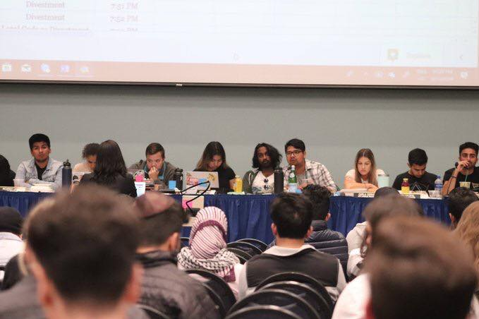 Academic Calendar Ucsb.Divestment Vote Fails At Ucsb