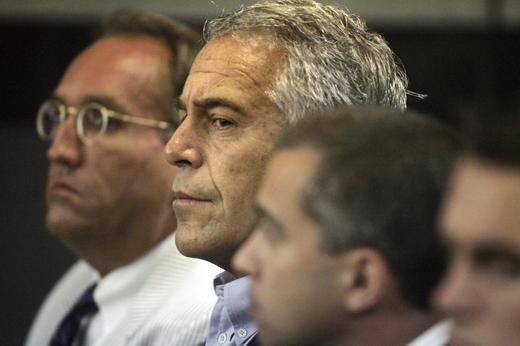 Epstein Case Bad News for American Jews