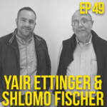 Yair Ettinger and Shlomo Fischer